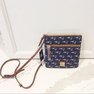 Dooney & Bourke Patriots Crossbody